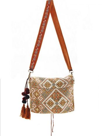 Ethnic Style Embroidered Bag