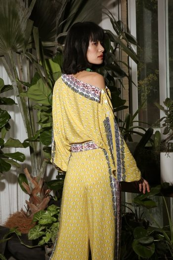 Bohemian Yellow Suit