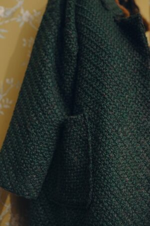 Dark Green Coat
