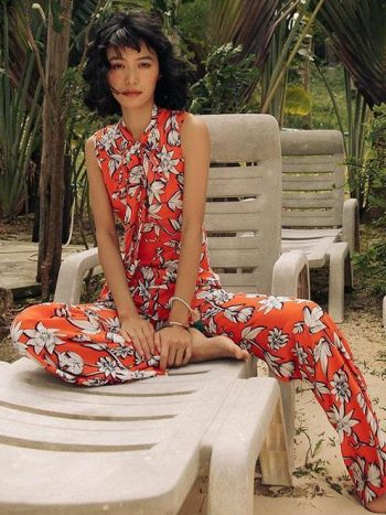 Floral Resort Jumpsuit