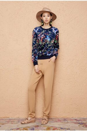 Woolen Casual Pants