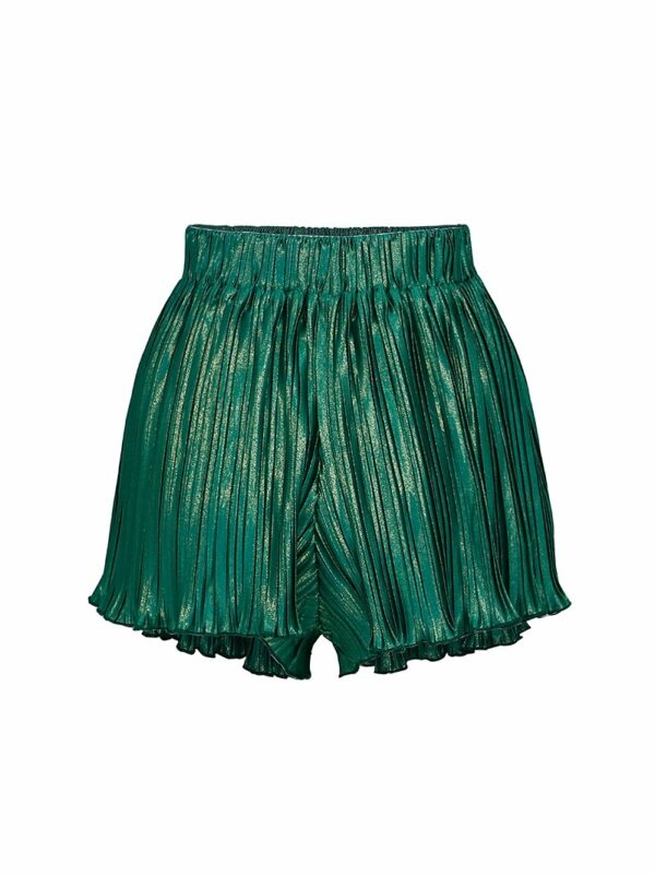 Resort Pleated Shorts