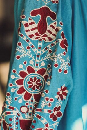 Embroidered Fairytale Dress