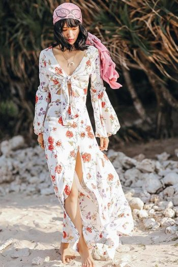 Bohemian Fairy Beach Dress