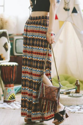 Hippie Style Beach Leg Pants